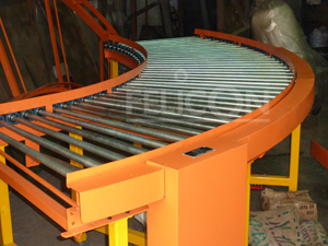 Curved / 90 Degree Conveyors